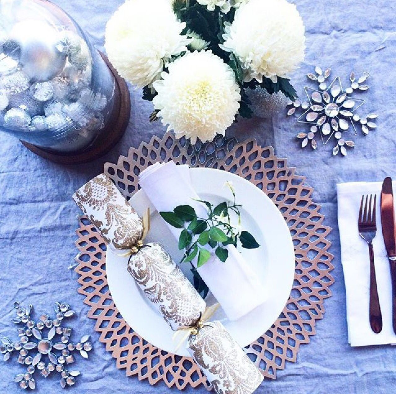 Cute table inspiration