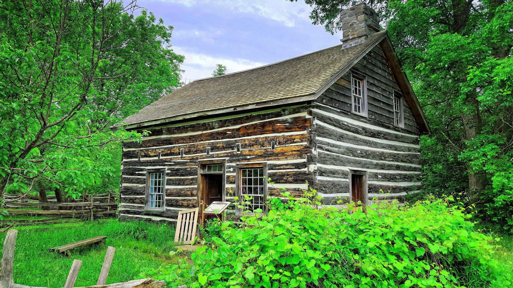 Upper Canada Village Ontario Cabin And Log Cabins