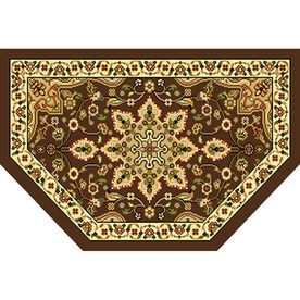 Corner Kitchen Rug Home Decor