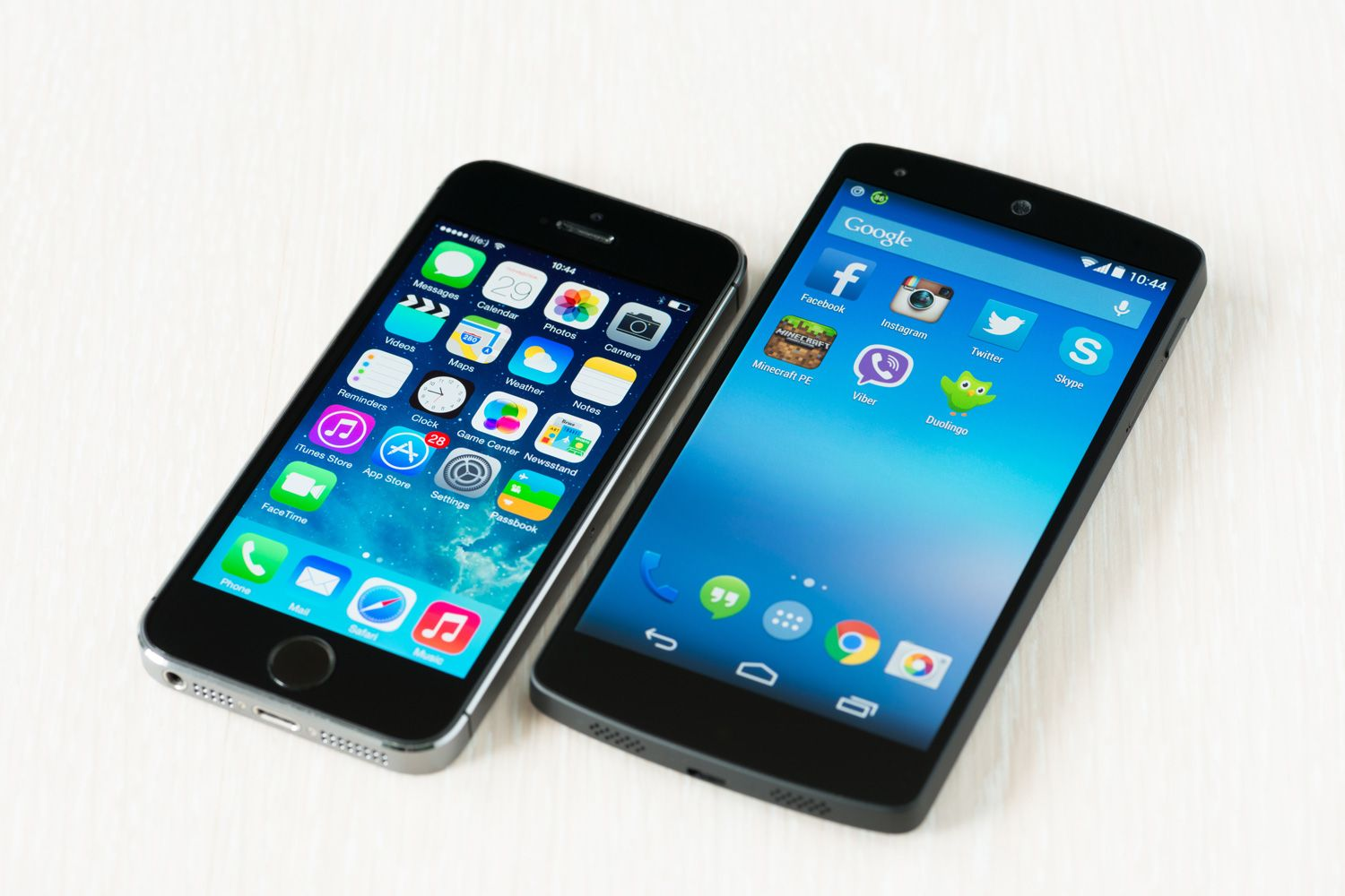 Apple Is Not Building an iPhone to Android Data Transfer