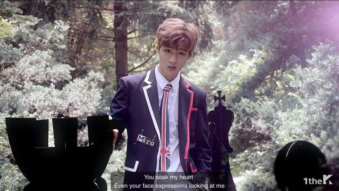 Romeo HyunKyung  So sexy
