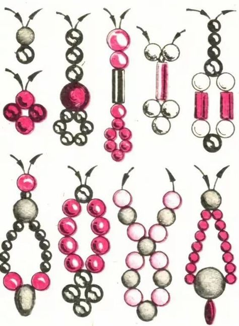Seed Bead Tutorials, Beaded Jewelry Patterns and more pins are trendy at Pinteres … # bead # …