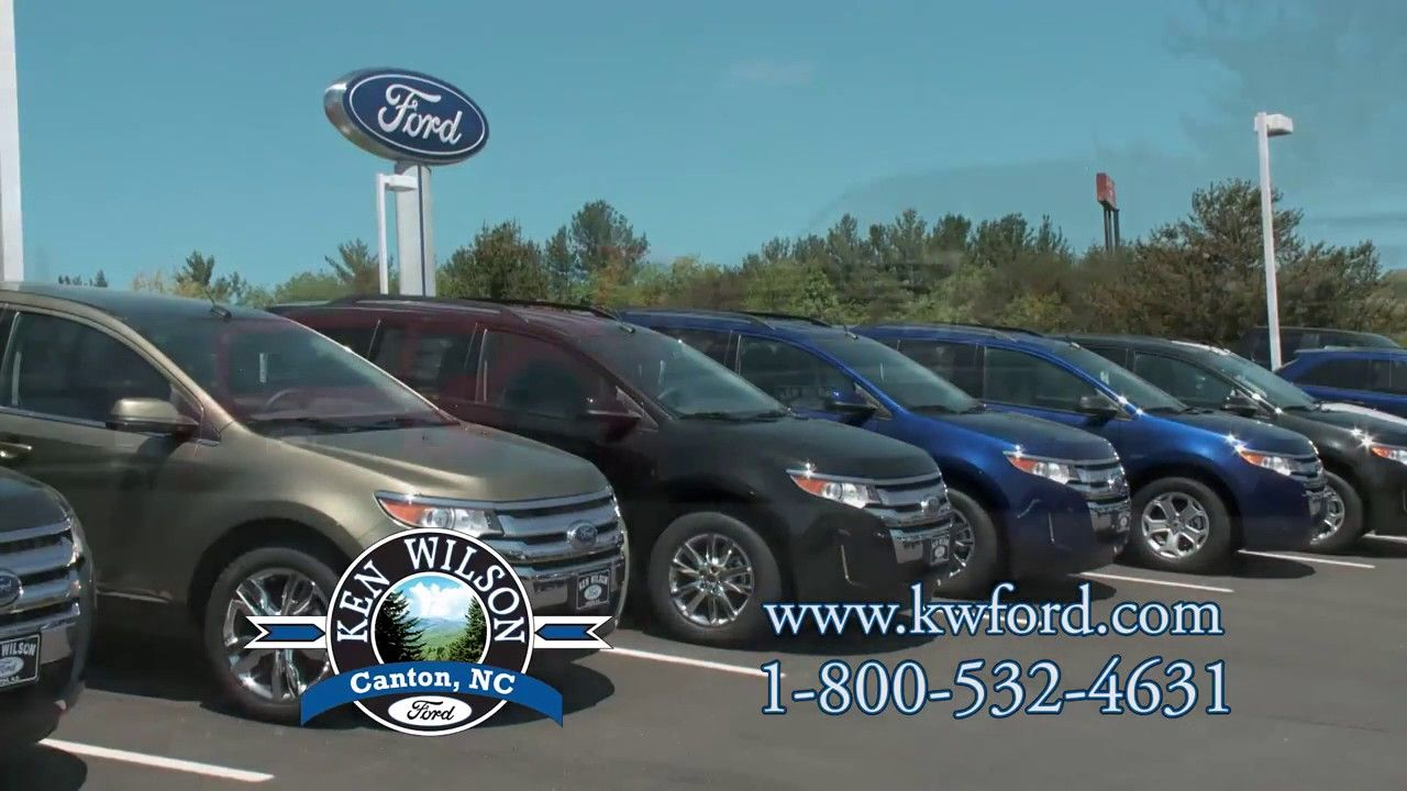 Your New Dealerships Near Me Awaits You At Ken Wilson Ford