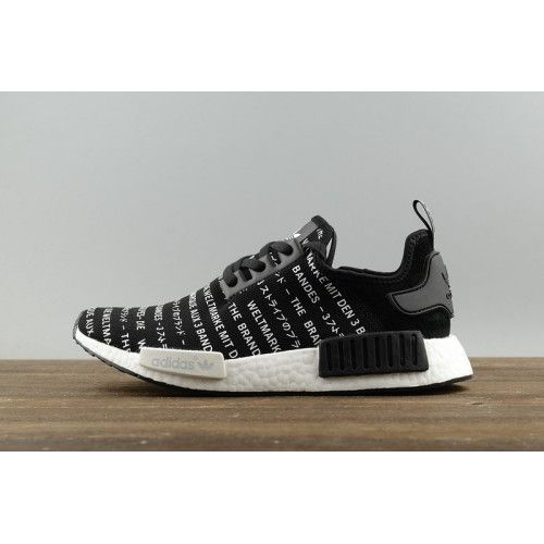 4ad7f2e77 Adidas NMD Brand With The Three Stripes Maend Løbesko S76519 Tilbud ...