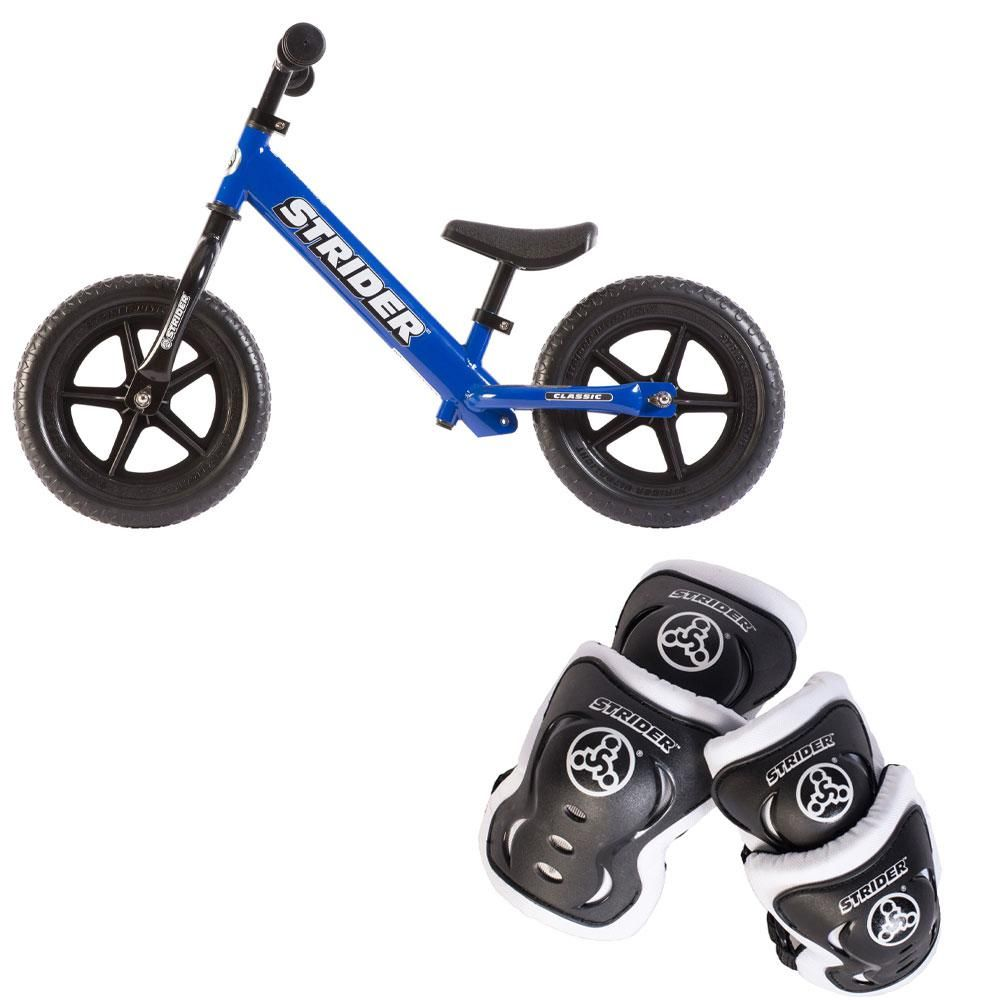 Strider Sports Kids Elbow /& Knee Pads Bike