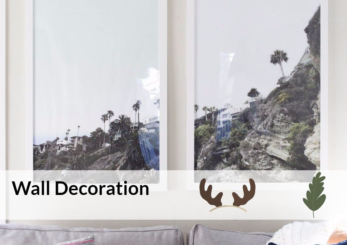 How To Make A Picture For A Wall Yourself