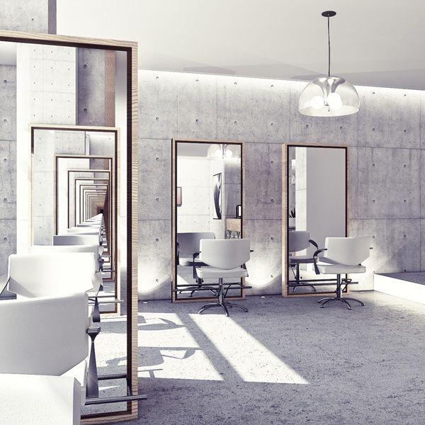 Beauty Salon Design, Hair