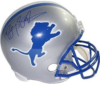 Barry Sanders AutographedHand Signed Detroit Lions Full Size Replica TB Helmet Steiner Hologram b >>> You can get more details by clicking on the image. This Amazon pins is an affiliate link to Amazon.