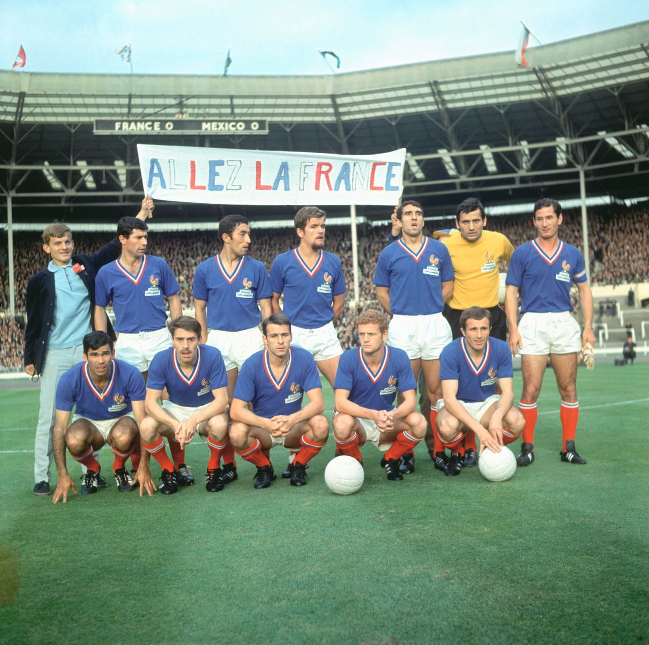Carre Magique 1966 World Cup World Cup Teams World Cup
