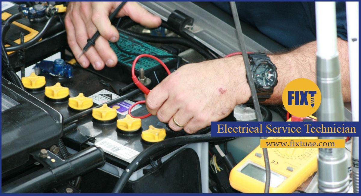Electrical Service Technician Car repair service, Mobile