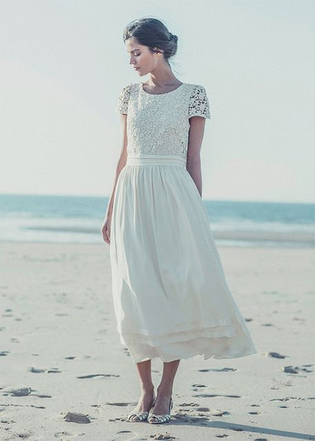 wedding inspiration   lookbook : laure de sagazan, paris} by {this ...