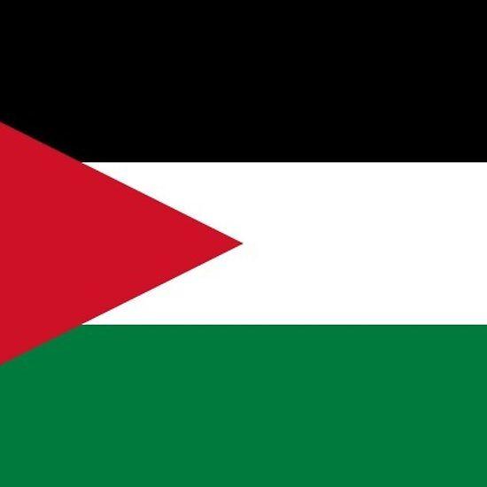 Flag of jordan stickers