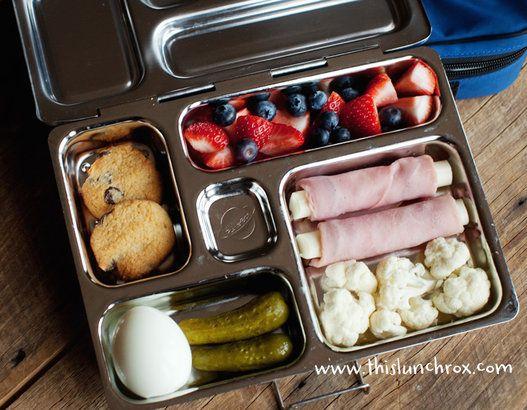 Souvent 13 idées repas pour la boîte à lunch des enfants | Cuisine  ZT65