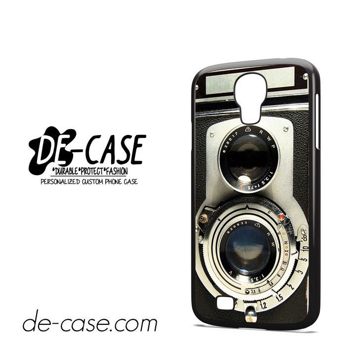 Camera Black Noir DEAL-2286 Samsung Phonecase Cover For Samsung Galaxy S4 / S4 Mini