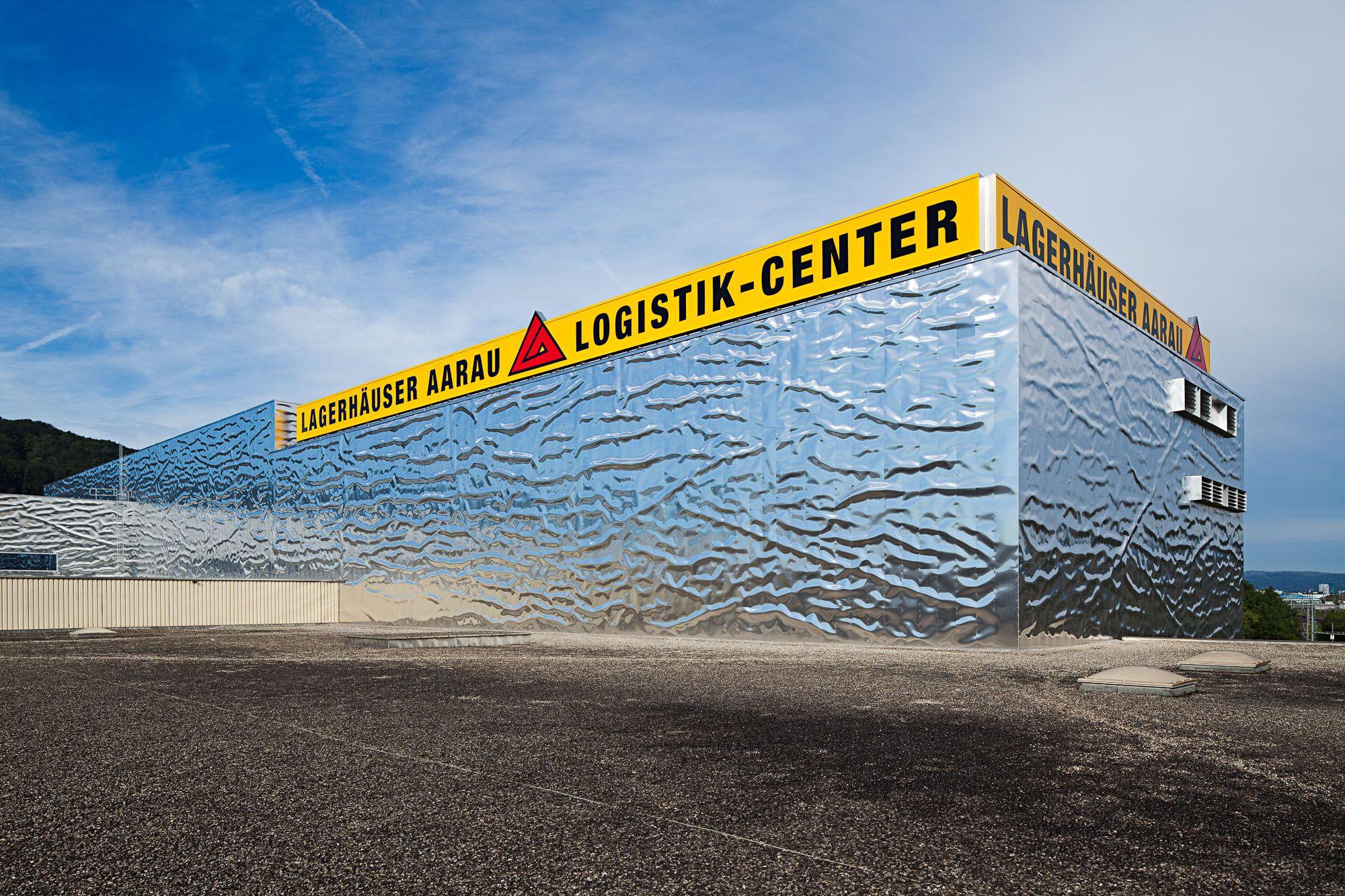 Lagerhäuser Aarau Logistikcenter   Spreitenbach, Switzerland ...