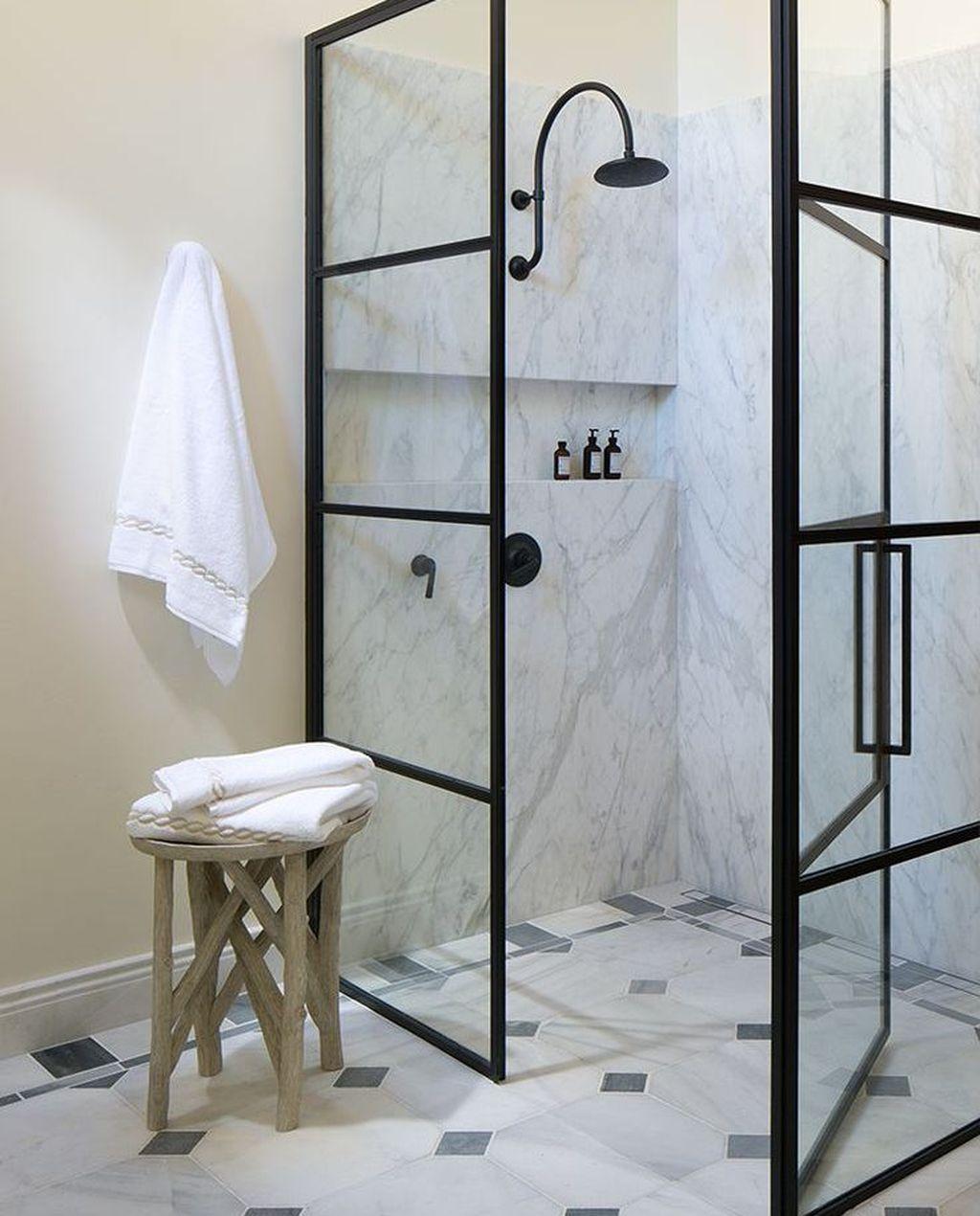 Photo of 38 Luxury Black Shower Fixtures Ideas For Bathroom – OMGHOMEDECOR