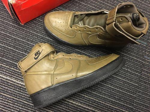 1993-OG-Nike-Air-Force-1-SC-Moss-AF-I-Vintage-Jordan-Premium-AF1-Olive-Green-90