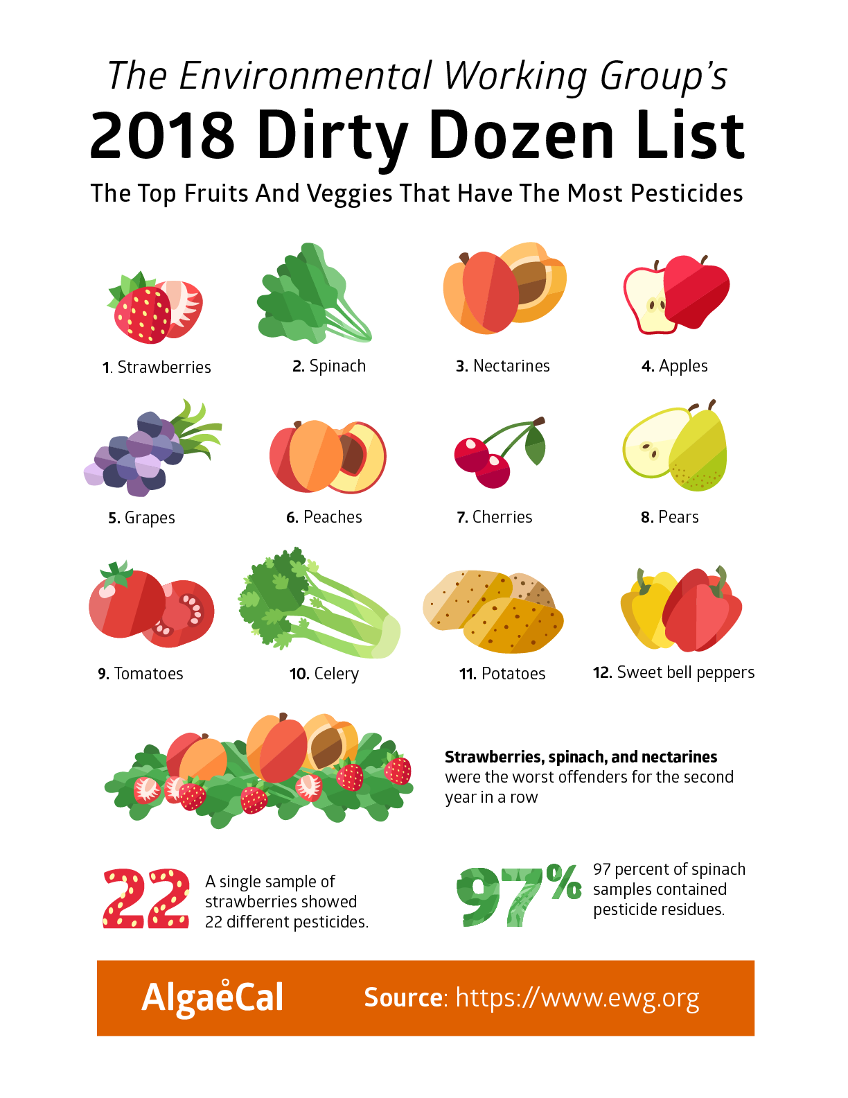 Dirty Dozen Baby Food