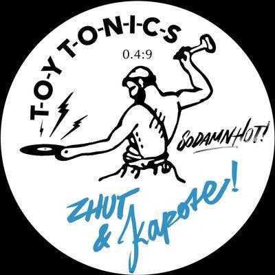 Zhut And Kapote-So Damn Hot-WEB-2016-WUS