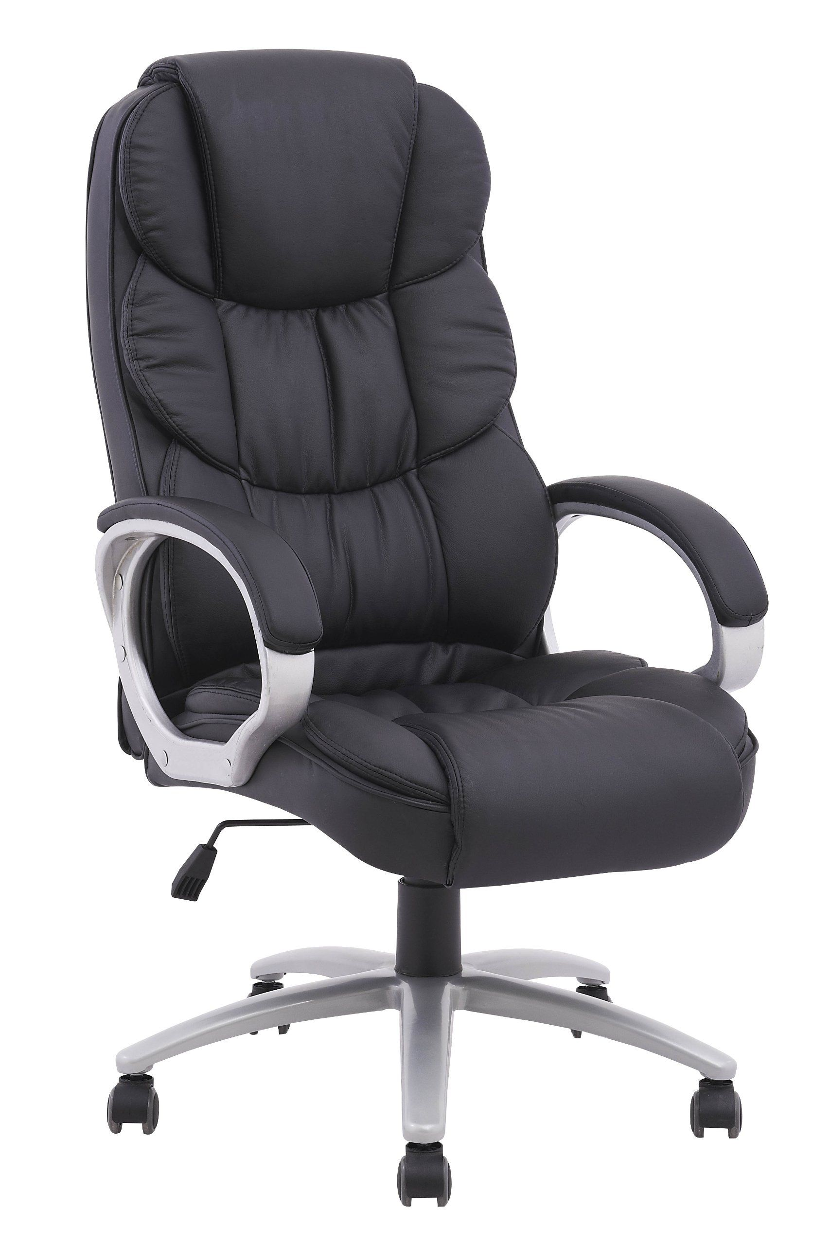 High Back Executive PU Leather Ergonomic fice Desk puter