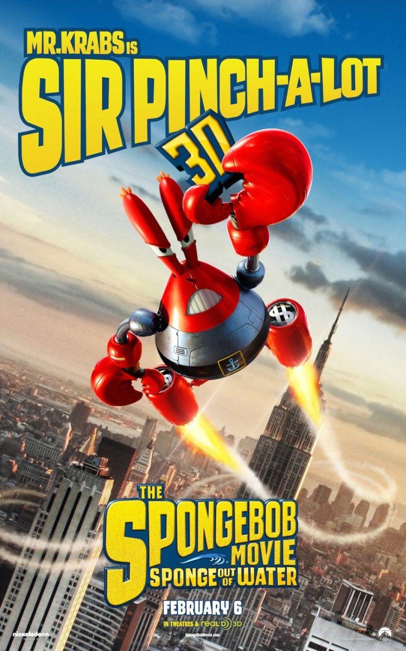 The SpongeBob Movie in 2020 Water movie, Spongebob