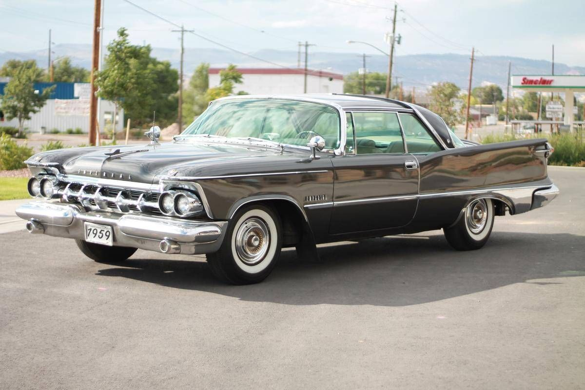 1959 Chrysler Imperial Crown For Sale Hemmings Motor News With