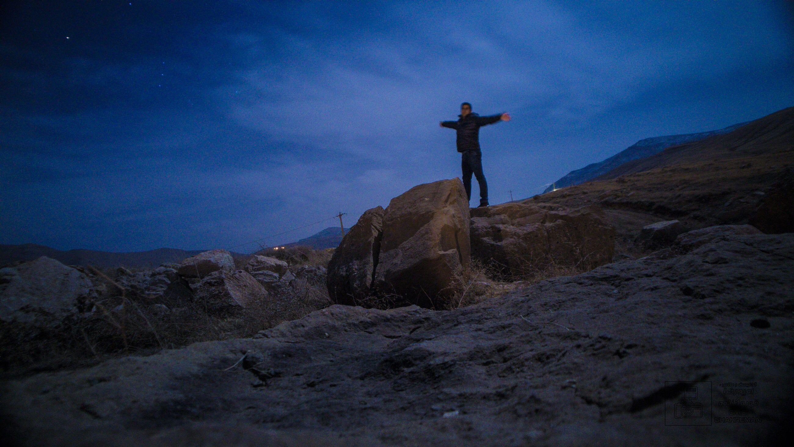 Iran QarahKhach در ارتفاعات قره خاچ ماکو امیدرضا قهرمانزاده