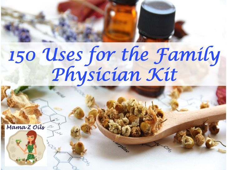150 Uses for the Family Physician Kit Coconut Essential Oil, Top Essential  Oils, Easential