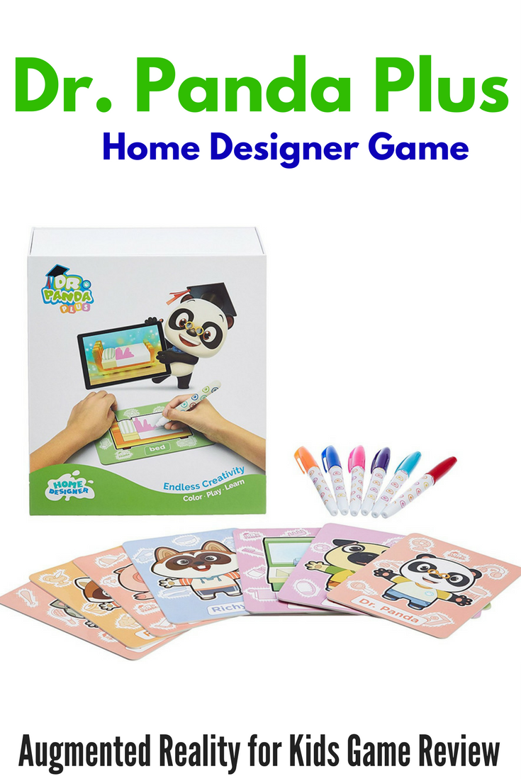 Dr. Panda Plus Home Designer: Augmented Reality for Kids | Augmented ...