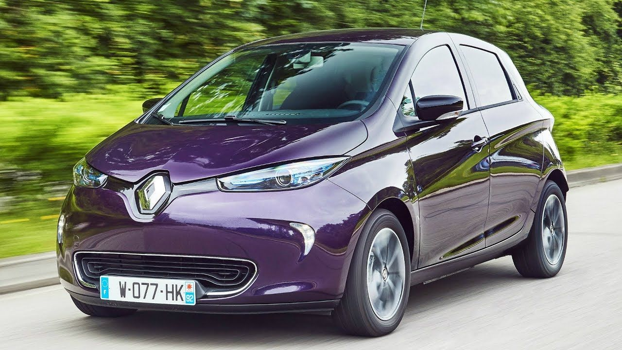 2019 Renault Zoe Driving Pleasure And Versatility Voiture