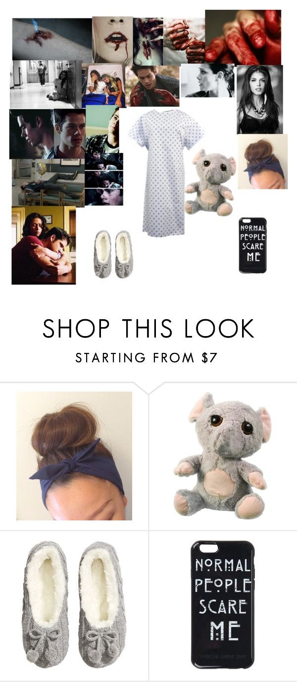 """""""Teen wolf"""" by justcatherine ❤ liked on Polyvore featuring beauty, Magic Bullet and H&M"""