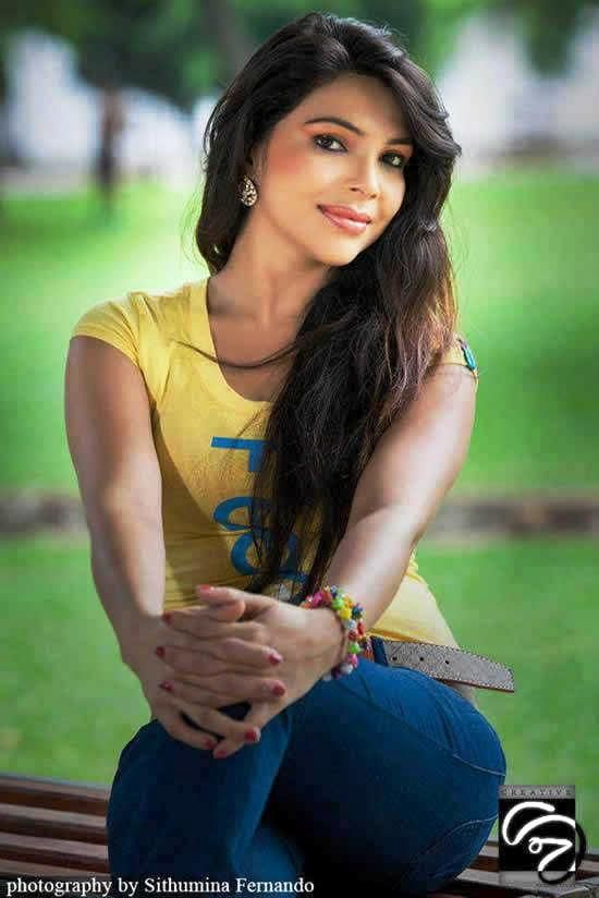 Sri Lankan Actress And Model And Tv Presenter Shashi Anjelina Lanka E Mix Sri Lankan Premium Entertainment Website