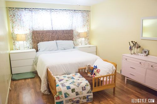 The bedroom making your rental a home single moms - Raising a child in a one bedroom apartment ...