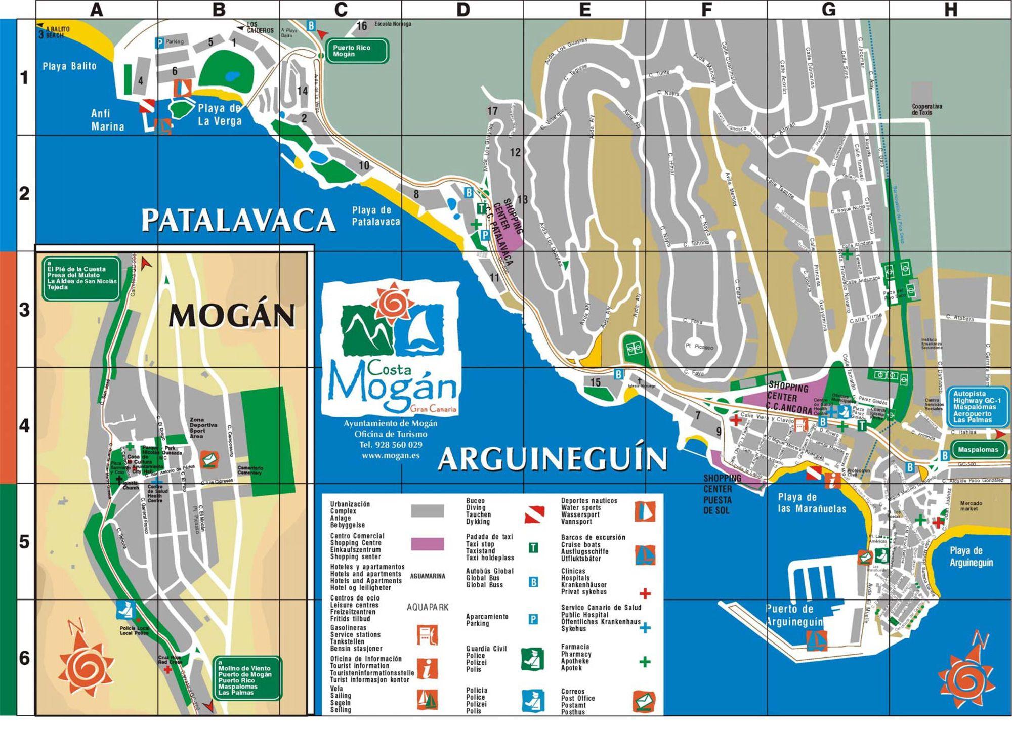 arguineguin kart kart Arguineguin(stort). (2000×1441) | Gran canaria | Pinterest arguineguin kart