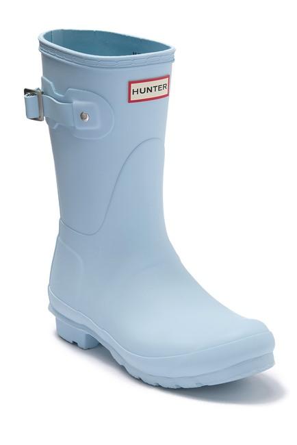 Hunter Original Short Waterproof Rain Boot With Images