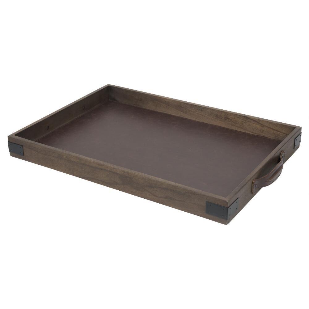 Brockman Tray Rustic Tray Rustic Decorative Tray