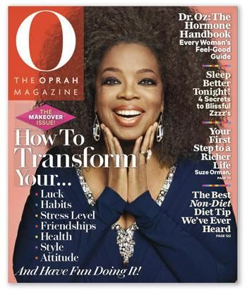 Oprah's natural hair debut stirs controversy - The Look