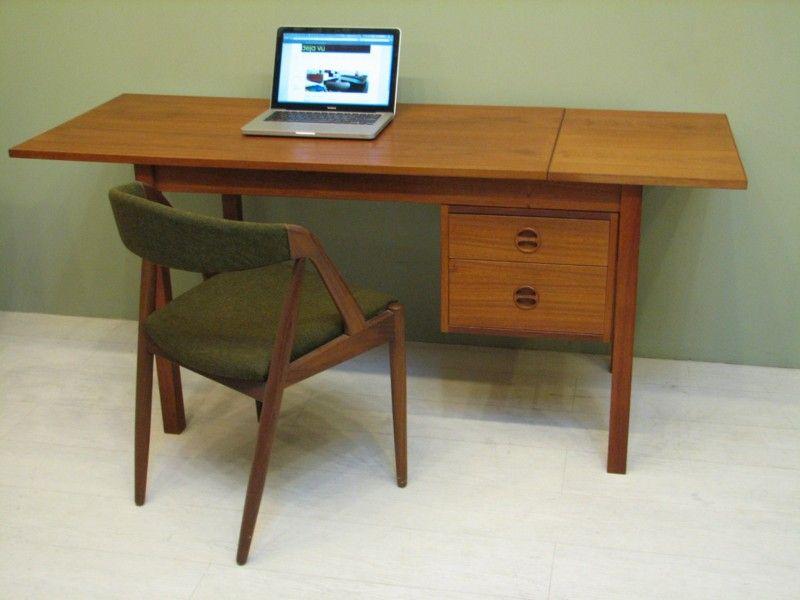 Mid Century Modern Office Chair Sliding Top Mid Century Modern