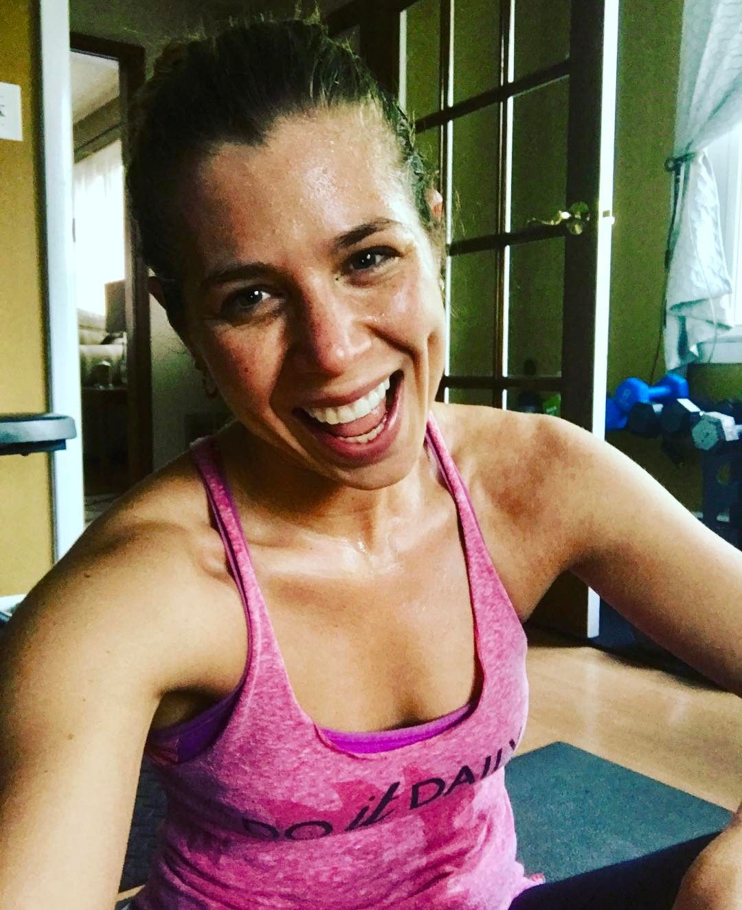 Somedays it's not about health or building muscle; it's #therapy A veces no es por salud o sacar músculo; es mi #terapia