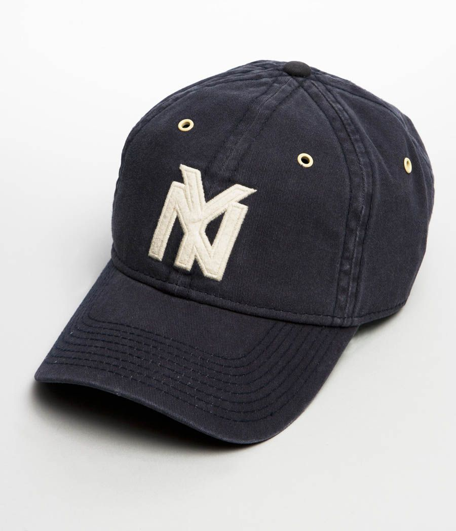 blue marlin ny vintage cap a clothser look