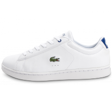 Blanche Bleu~ Evo Croc Et Chaussures Carnaby Sneakers Lacoste UpqzMSV