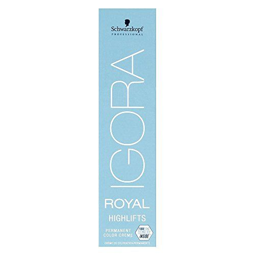 Schwarzkopf Igora Royal Highlifts 10 1 Blonde Platinum Ash Hair Color 60ml Schwarzkopf Igora Royal Highlifts 10 1 B Shades Of Blonde Ash Hair Color Smoke Hair