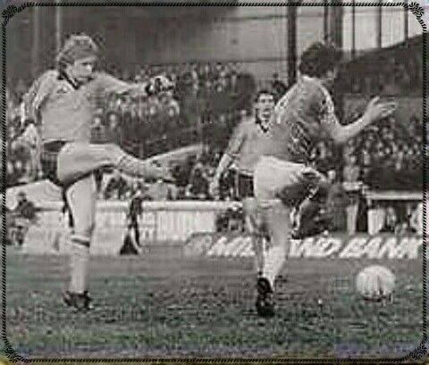 Newport Co 5 Chesterfield 1 in  February 1981. At Somerton Park. Tommy Tynan scored twice #Div3