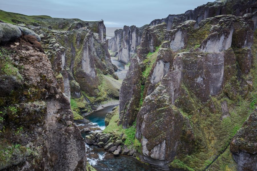 Photo of Erkunden Sie den Fjaðrárgljúfur Canyon