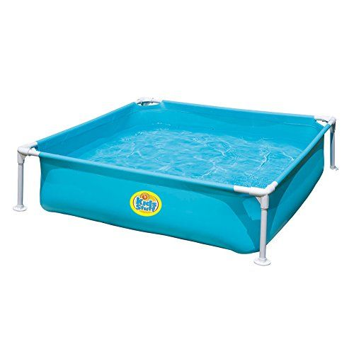 5 Hard Plastic Kiddie Pools For Kids And Dogs Square Pool