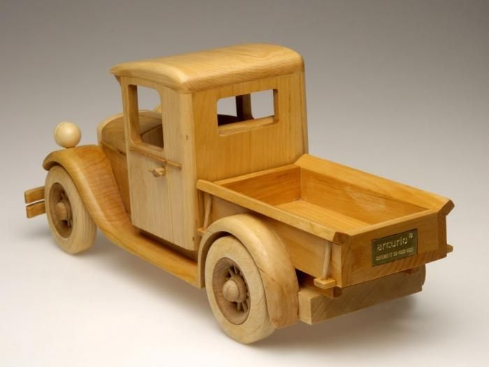 Wooden Toy Cars And Trucks : Home woodworking plans free for wooden toy