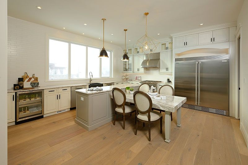 A Designer's Dream Home  Transitional Kitchen Kitchen Design And Beauteous Transitional Kitchen Design Decorating Inspiration