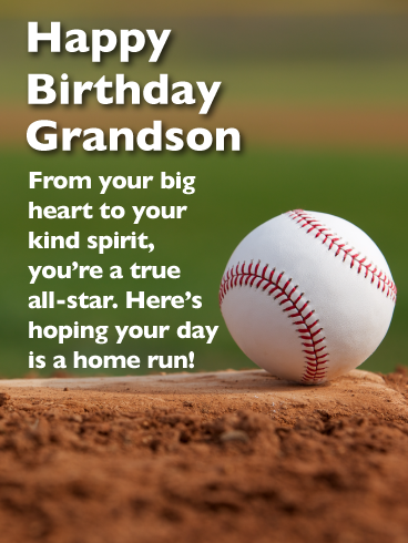 You Re A True All Star Happy Birthday Card For Grandson Birthday Greeting Cards By Davia Happy Birthday Grandson Happy Birthday Grandson Images Grandson Birthday Wishes