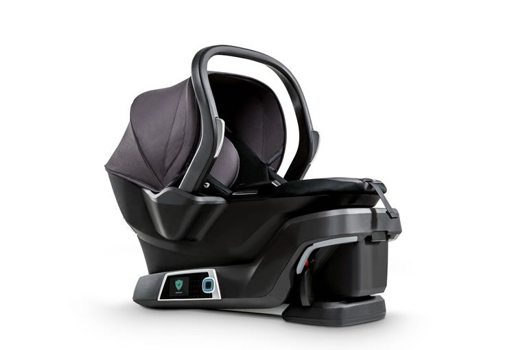 4Moms Self Installing Car Seat Monitors Checks Safety For Every Ride Apps Baby There Is Nothing As Valuable The Of A Child