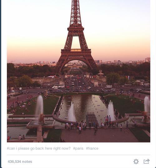 Paris l Tumblr